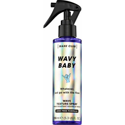Mane Club Wavy Baby Wave Texture Spray 5.3 OZ