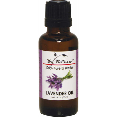 By Nature 100% Pure Essential Lavender Oil 1 OZ