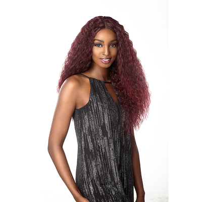 Sensationnel Empress Synthetic Lace Front Edge Wig - Tamar