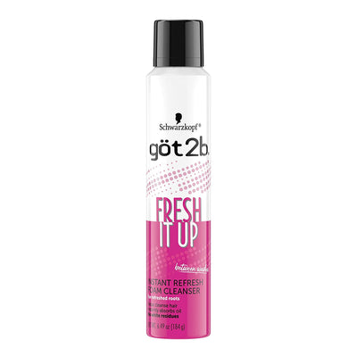 got2b Fresh It Up Instant Refresh Foam Cleanser 6.49 OZ