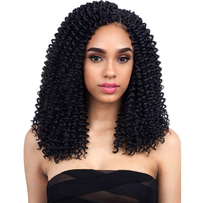 FreeTress Synthetic Crochet Braids - Jazz Water 12""