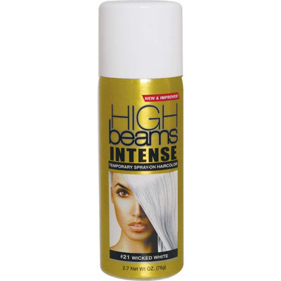 High Beams Intense Temporary Spray-On Hair Color #21 White