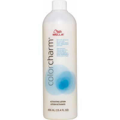 Wella Color Charm Activating Lotion 15.4 OZ