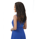 FreeTress Synthetic Crochet Braid - 3X Large Passion Twist 14""