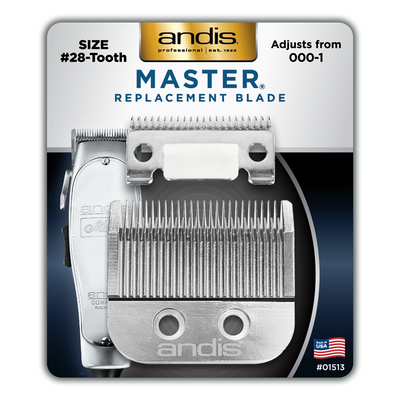 Andis Pro Master Replacement Blade #01513