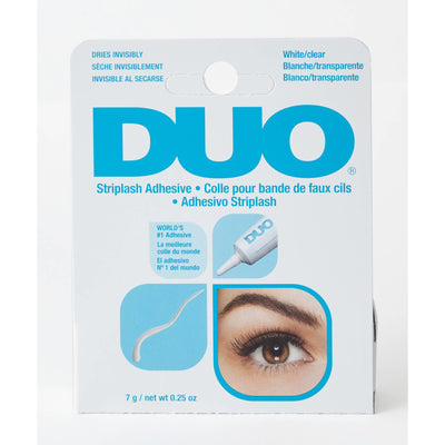 Ardell Duo Lash Strip Adhesive Clear-White