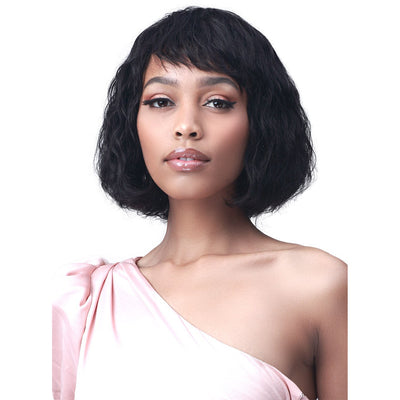 Bobbi Boss 100% Human Hair Wig - MH1273 Kate