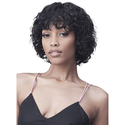 Bobbi Boss 100% Human Hair Wig - MH1277 Albee