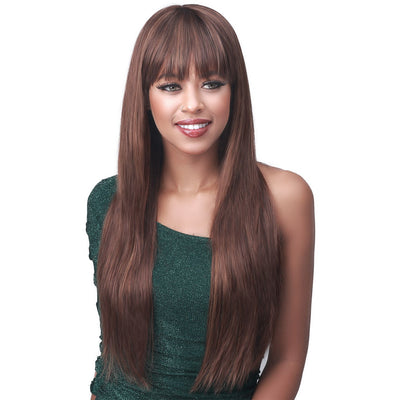 Bobbi Boss 100% Unprocessed Human Hair Wig - MH1295 Macon
