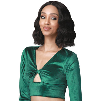 Bobbi Boss 100% Unprocessed Human Hair MediFresh HD Lace Front Wig - MHLF436 Kendal