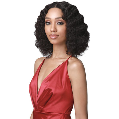 Bobbi Boss 100% Unprocessed Human Hair MediFresh HD Lace Front Wig - MHLF437 Edith