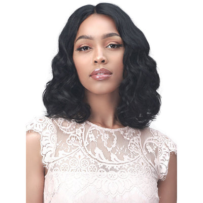 Bobbi Boss 100% Human Hair Lace Part Wig - MHLP0005 Ainsley