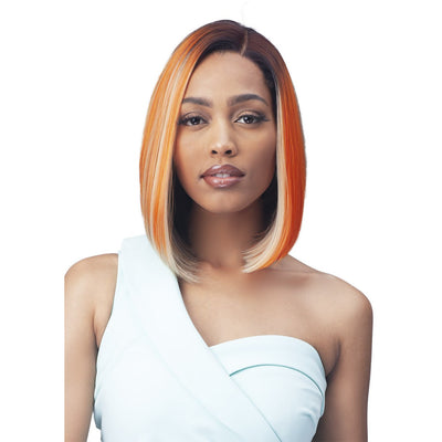 "Bobbi Boss Synthetic 13"" x 4"" Deep Lace Front Wig - MLF231 Suzy"