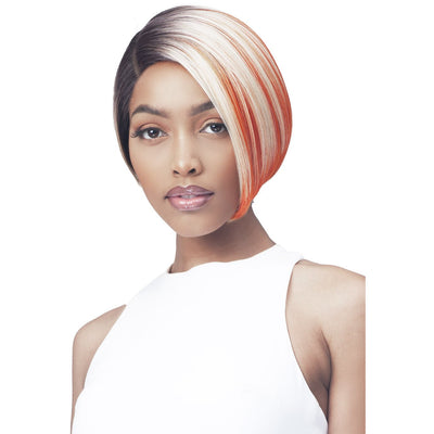 "Bobbi Boss Synthetic 5"" Deep Lace Part Lace Front Wig - MLF469 Viva"