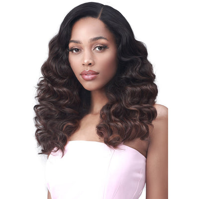 "Bobbi Boss Synthetic HD 13"" x 7"" Lace Front Wig - MLF475 Zuelia"