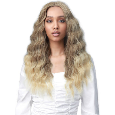 Bobbi Boss Synthetic MediFresh HD Lace Front Wig - MLF537 Cersei
