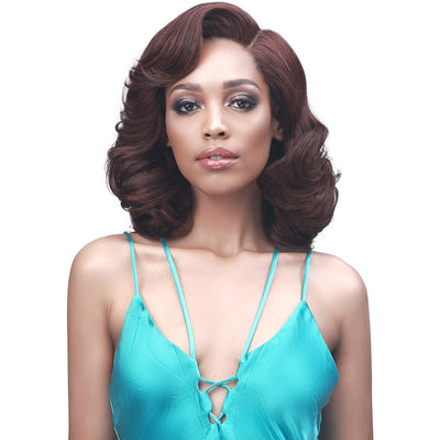 Bobbi Boss Truly Me Synthetic Lace Front Wig - MLF542 Wan