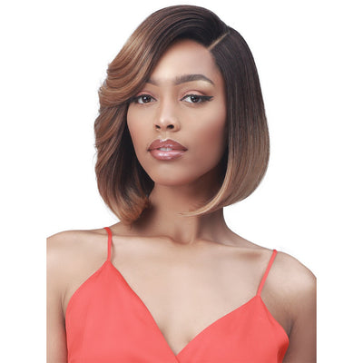 "Bobbi Boss Synthetic 4.5"" Deep Part Lace Front Wig - MLF543 Latitia"