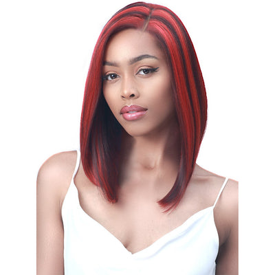 "Bobbi Boss Synthetic 13"" x 7""  Lace Front Wig - MLF601 Jodi"