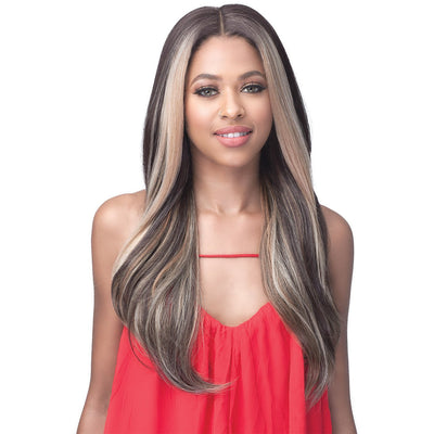 Bobbi Boss Miss Human Hair Blend One Pack Solution Weave - Natural J-Body