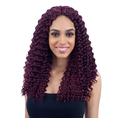 FreeTress Synthetic Braids – Deep Twist 14""