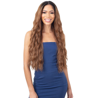 "Freetress Equal Illusion Synthetic 13"" X 5"" Lace Frontal Wig - IL-006"