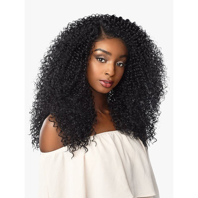 Sensationnel What Lace? Cloud 9 Synthetic Swiss Lace Wig – Danzie