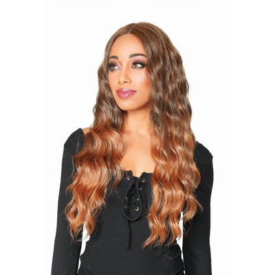 Zury Sis Fit It Lace Front Wig - Limo