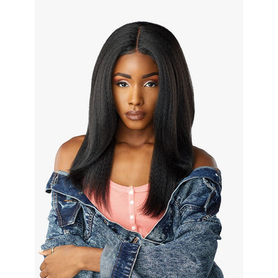 Sensationnel Empress Curls Kinks & Co. Synthetic Lace Front Edge Wig - Alpha Woman