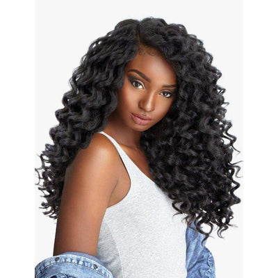 Sensationnel Empress Curls Kinks & Co. Lace Front Edge Wig – Wild One
