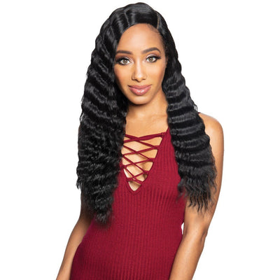 Zury Sis Beyond Synthetic HD Lace Front Wig - Crimp 22""