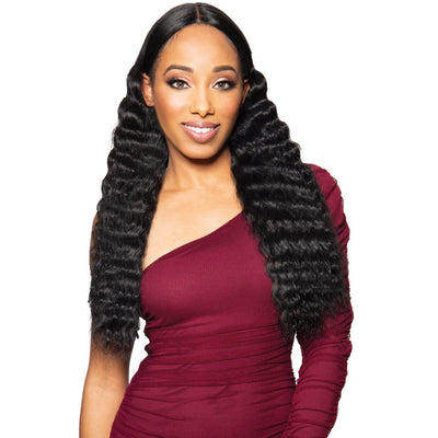 Zury Sis Beyond Synthetic HD Lace Front Wig - Crimp 24""