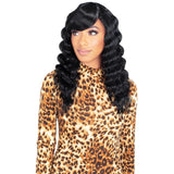 Zury Sis Synthetic Dream Full Wig - Bang Crimp 18""