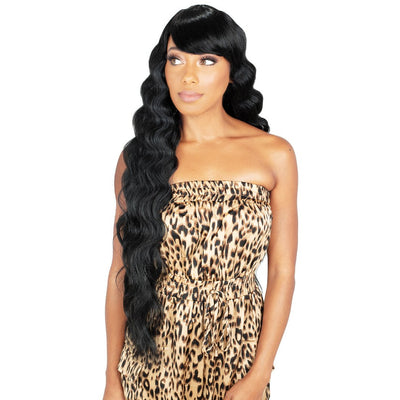 Zury Sis Synthetic Dream Full Wig - Bang Crimp 30""
