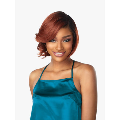 Sensationnel Dashly Synthetic Lace Front Wig – Lace Unit 11