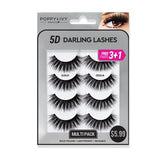 Poppy and Ivy Beauty 5D Darling Lashes MultiPack - Cecilia #ELDL61