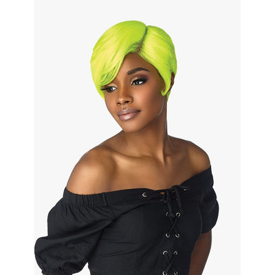 Sensationnel Synthetic Shear Muse Lace Front Edge Wig - Cali
