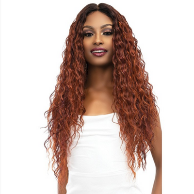 Janet Collection Essentials Synthetic HD Lace Front Wig - Epic