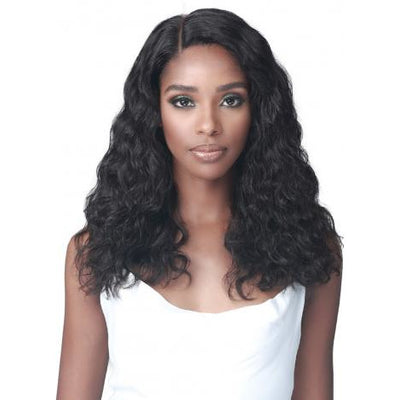"Bobbi Boss 13"" x 6"" Glueless 100% Unprocessed Human Hair Lace Front Wig - MHLF-606 Selena"