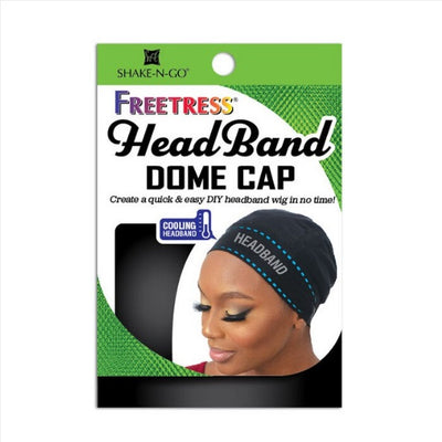 Freetress Head Band Dome Cap