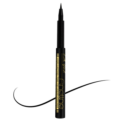 L.A. Girl FineLine Liquid Eyeliner Black 0.037 OZ