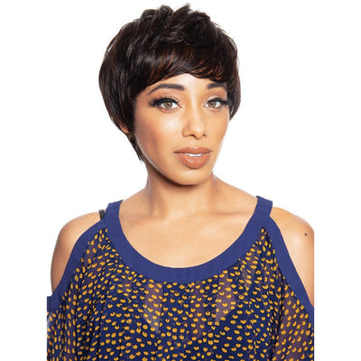 Zury Sis Human Revive 100% Human Hair Wig - HR Hae