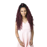 Goldntree Synthetic Half Wig & Pony Wrap - High & Low 3