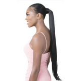 Golden Tree By It's A Wig! Synthetic DIY Pony Wrap Ponytail - Yaki Straight 30""
