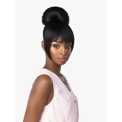Sensationnel Instant Bun With Bangs - Haylie