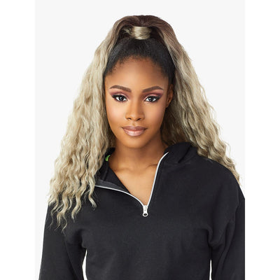 Sensationnel Instant Up & Down Half Wig & Pony Wrap - UD 007