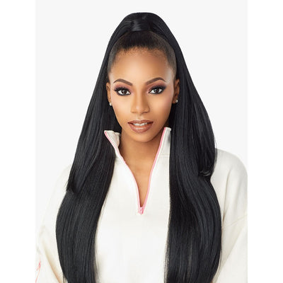 Sensationnel Instant Up & Down Half Wig & Pony Wrap - UD 008