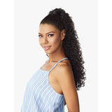 Sensationnel Instant Pony Wrap Synthetic Ponytail - Curly Body 24""