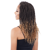 FreeTress Synthetic Braids - 2X Hippie Braid 12""