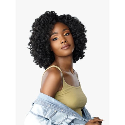 Sensationnel Curls Kinks & Co. Instant Weave Synthetic Half Wig - Role Model